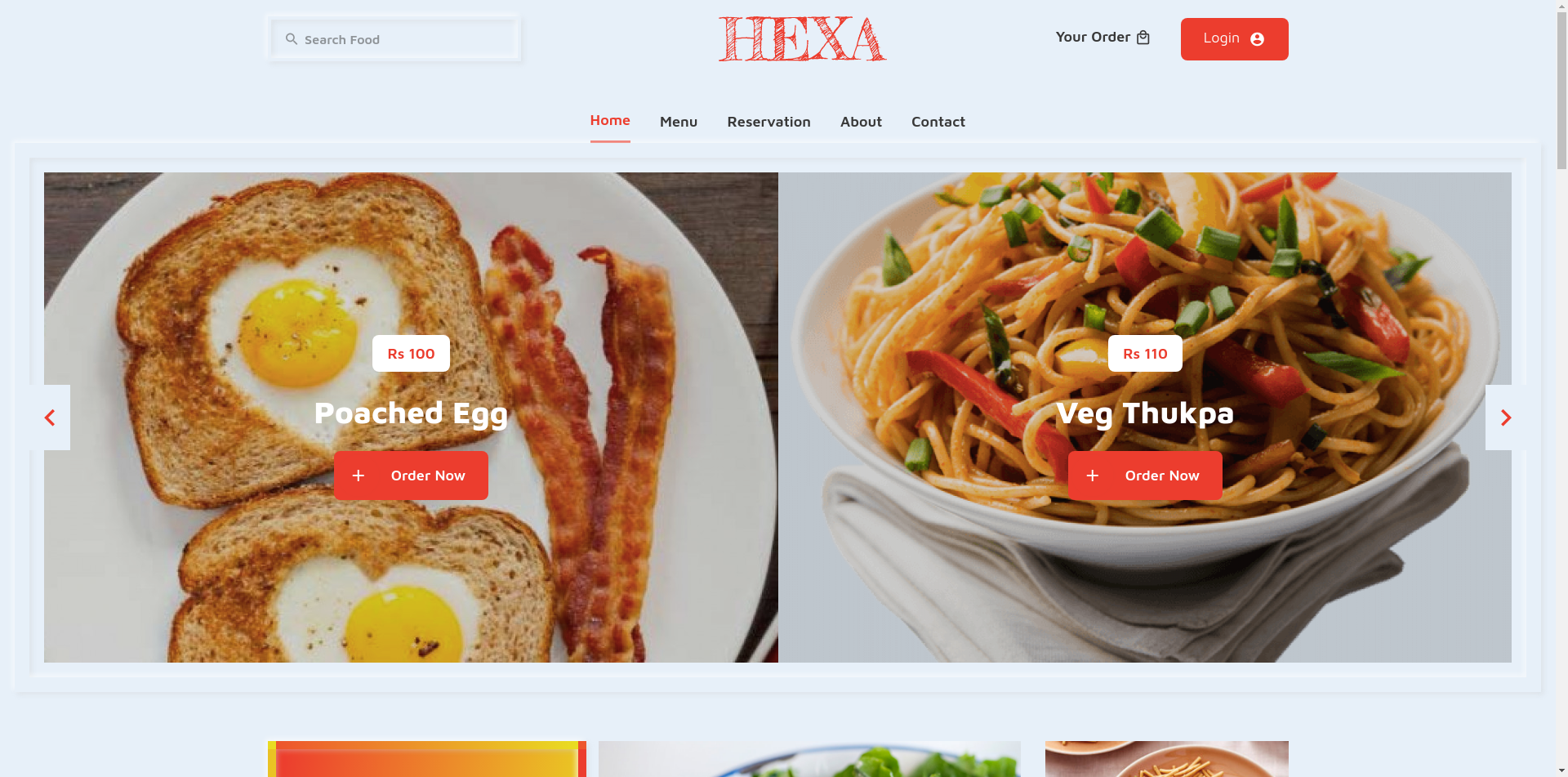 Hexa Restaurant - Jeeven Lamichhane